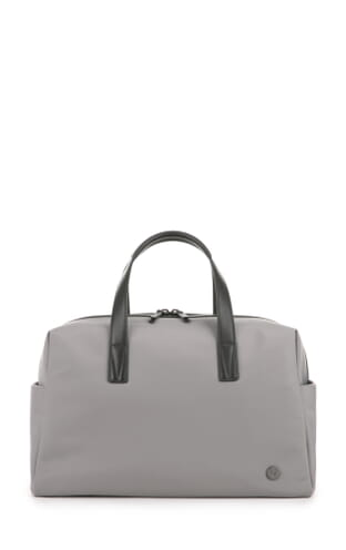 Chelsea Overnight Bag Grey
